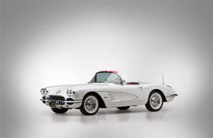 Chevrolet Corvette Roadster 1960 года